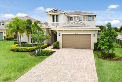 Boca Raton Single Family Home For Sale: 12153 Boca Reserve Lane