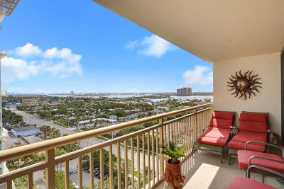 Oceantree Condo For Sale: 3400 Ocean Drive #1506