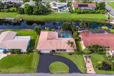 Boynton Beach Single Family Home For Sale: 1111 SW 25th Avenue