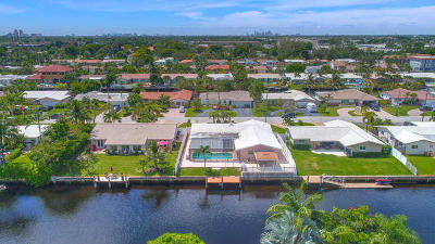 Fort Lauderdale Single Family Home For Sale: 1441 NE 54th Street