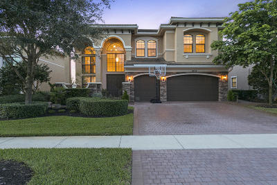 Boynton Beach Single Family Home For Sale: 9409 Equus Circle