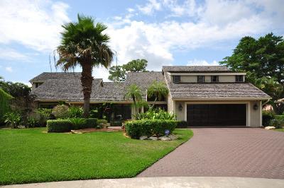 Boca Raton Single Family Home For Sale: 20774 Pinar Trail