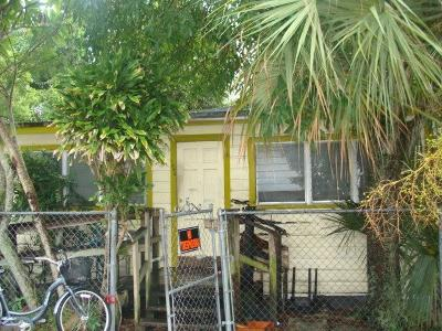 West Palm Beach Single Family Home For Sale: 1040 18th Street