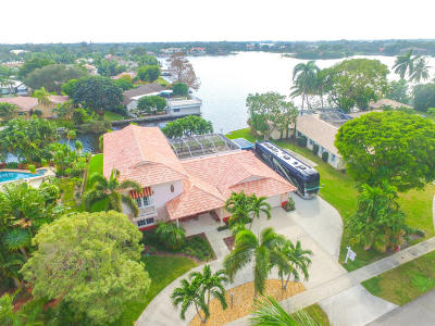 Boynton Beach Single Family Home For Sale: 802 SW 36th Avenue