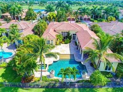 West Palm Beach Single Family Home For Sale: 7163 Winding Bay Lane