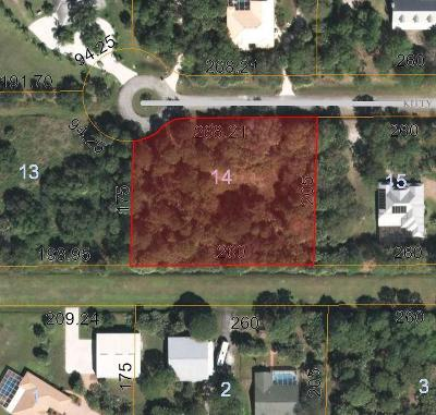 Residential Lots & Land For Sale: 18705 Kitty Hawk Court