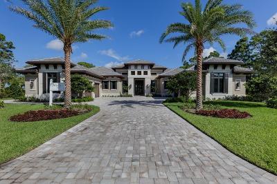 Broward County, Miami-Dade County, Palm Beach County Single Family Home For Sale: 13041 Marsh Landing(S)