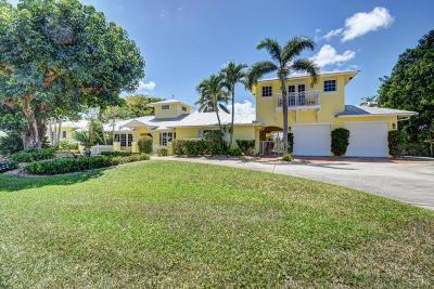 Boynton Beach Rental For Rent: 3815 S Lake Drive