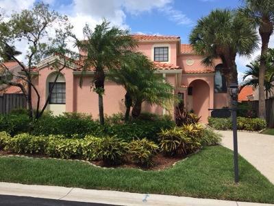 Palm Beach Gardens Single Family Home For Sale: 2543 La Lique Circle