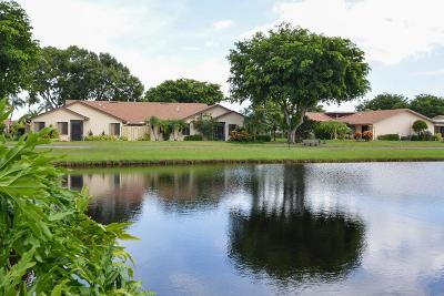 Delray Beach Single Family Home For Sale: 3010 NW 12th Street #D