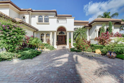 Boca Raton FL Single Family Home For Sale: $2,999,000