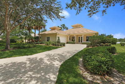 Hobe Sound Single Family Home For Sale: 5934 SE Forest Glade Trail