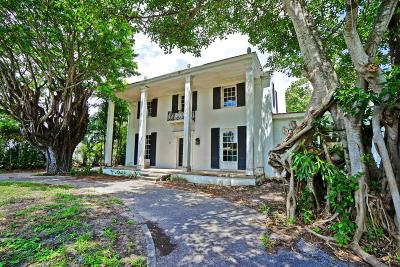 Palm Beach Single Family Home For Sale: 215 Arabian Road