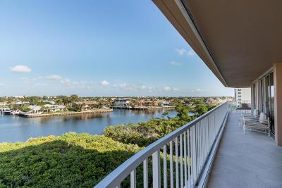 Villa Costa Condo Condo For Sale: 3210 S Ocean Boulevard #601