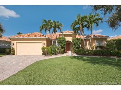 West Palm Beach Single Family Home For Sale: 1757 Breakers Pointe Way