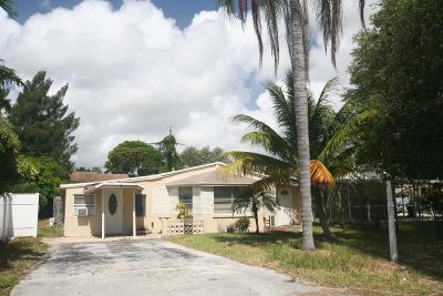 Delray Beach Single Family Home For Sale: 14925 Whatley Road