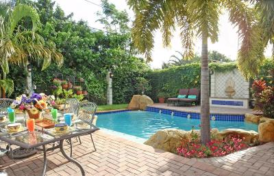 West Palm Beach Single Family Home For Sale: 245 Arlington Road