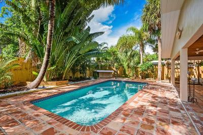 Broward County, Palm Beach County Single Family Home For Sale: 850 E Park Drive