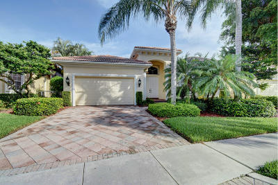 Boca Raton Single Family Home For Sale: 4183 Briarcliff Circle
