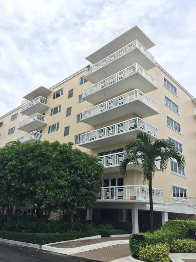 Palm Beach Rental Leased: 250 Bradley Place #310