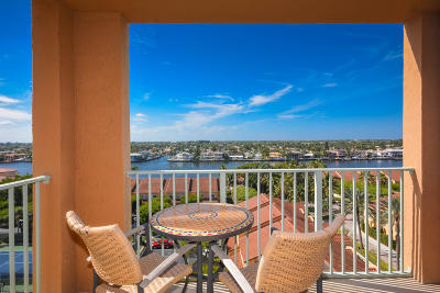 Highland Beach Club Condo For Sale: 3606 S Ocean Boulevard #907