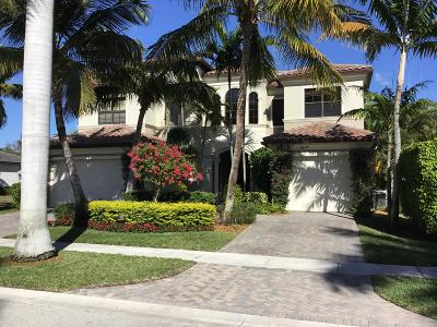 Boca Raton Single Family Home For Sale: 17798 Cadena Drive