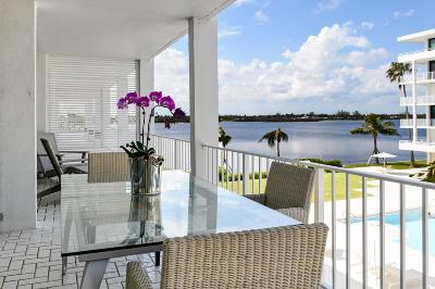 Palm Beach Condo Sold: 2784 S Ocean Boulevard #204s