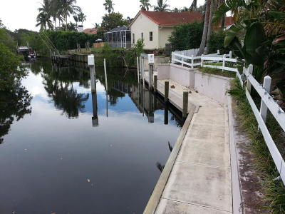 Palm Beach Gardens Single Family Home For Sale: 14142 Palmwood Road