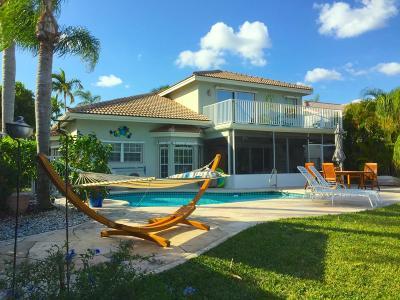 Boynton Beach Single Family Home For Sale: 9398 Aqua Vista Boulevard