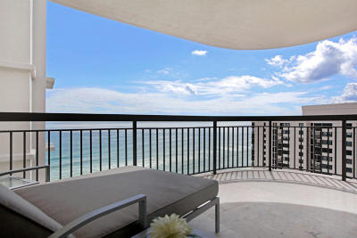 Singer Island Condo For Sale: 5380 Ocean Drive #24h