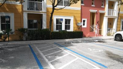 Royal Palm Beach Condo For Sale: 1105 Shoma Drive #418