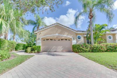 Wellington Single Family Home For Sale: 4525 Carlton Golf Drive