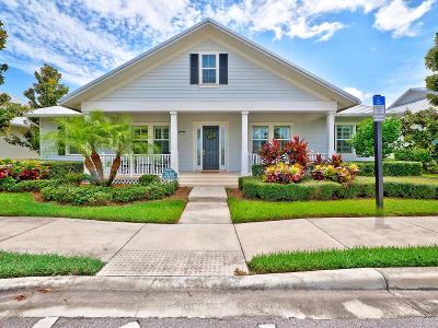 Single Family Home Sold: 1038 S Jeaga Drive