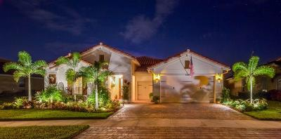 Port Saint Lucie Single Family Home For Sale: 12165 SW Bayberry Avenue