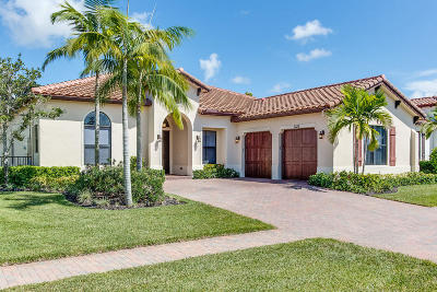 Lake Worth Single Family Home For Sale: 6226 Vireo Court