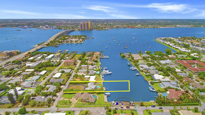 Singer Island Single Family Home For Sale: 1162 S Harbor