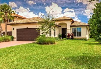 Lake Worth Single Family Home For Sale: 7106 Prudencia Drive