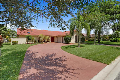 Coral Springs Single Family Home For Sale: 1028 NW 110th Lane