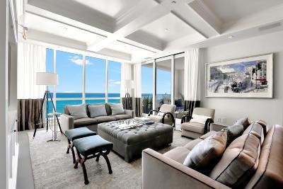 Palm Beach County Condo For Sale: 4001 Ocean Boulevard #405