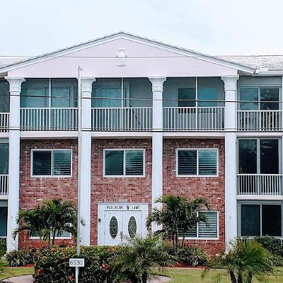 Ocean Ridge Rental For Rent: 6530 Ocean Boulevard #2070