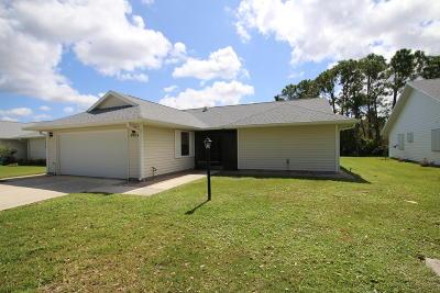 Stuart Single Family Home For Sale: 3852 SE Canvas Back Place