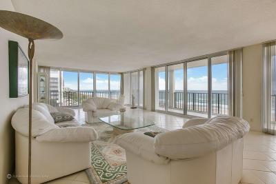 Ocean Towers, Ocean Towers Condominium, Ocean Towers South Condo Apts Condo For Sale: 2800 S Ocean Boulevard #5-A