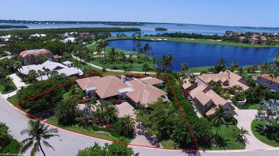 Stuart Single Family Home For Sale: 6481 SE Harbor Circle