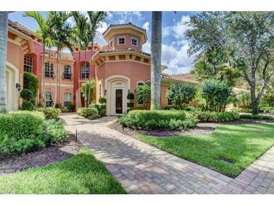 Palm Beach Gardens Rental For Rent: 11522 Villa Vasari Drive #7