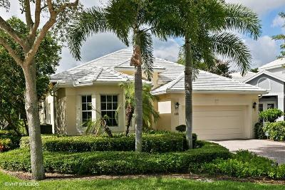 Palm Beach Gardens Single Family Home For Sale: 103 Victoria Bay Court