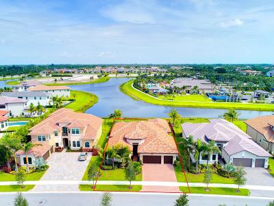 Delray Beach Single Family Home For Sale: 9745 Montpellier Drive