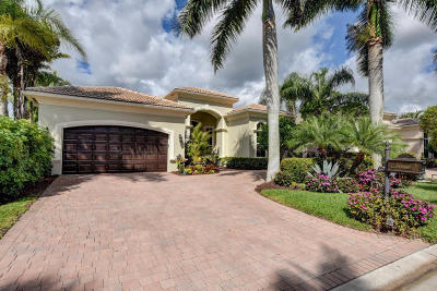 Palm Beach Gardens Single Family Home For Sale: 111 Tranquilla Drive