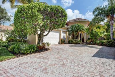 Palm Beach Gardens Single Family Home For Sale: 105 Porto Vecchio Way