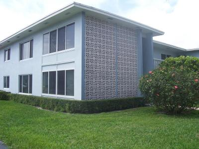 Boynton Beach FL Rental For Rent: $1,150