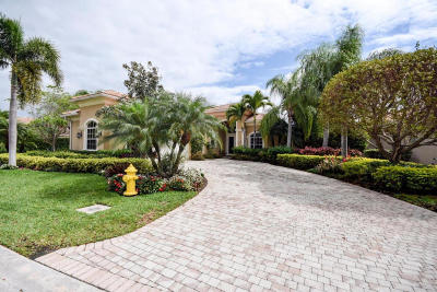 Palm Beach Gardens Single Family Home For Sale: 239 Porto Vecchio Way